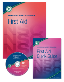 Standard First Aid Student Workbook