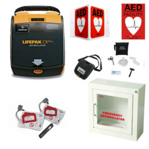 LIFEPAK CR Plus Corporate Package