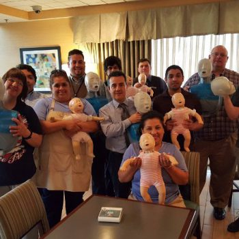 Hampton-Inn-Fairfax-CPR-Training